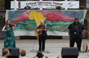 Different Folk at Cultural Expressions Festival in Fredericton